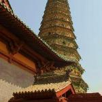 广胜寺琉璃塔