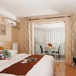 Harbour Plaza Deluxe Serviced Apartments Foto