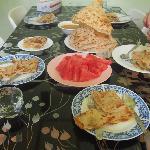 美味的印度飞饼