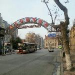 馆陶路德国风情街