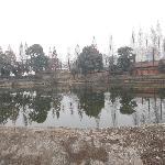 这就是汉中的汉王刘邦饮马池