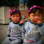 kids @ majiayan village