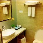 Foto de Shuangyuewan Haipingxian Holiday Hotel
