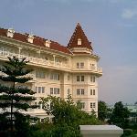 漂亮的酒店