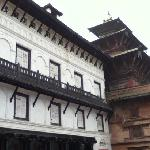 哈奴曼旧皇宫