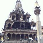 Patan黑天神庙