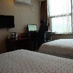 数码双床房