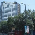 Foto de Inzone Garland Hotel