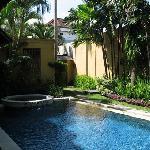 私家别墅泳池