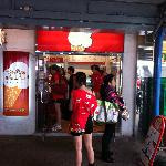 Just in Tsim Sha Tsui