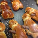 Cute breads