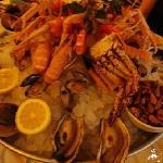 seafood拼盘