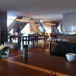 雅居乐万豪的行政酒廊
