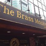 Photo of Brass Monkey Fuxing
