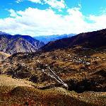 Nujiang Mountain