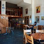 兰白红咖啡馆