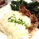 招牌-海生虾炒蛋白