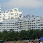 珠江花园酒店