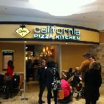 California pizza kitchen in short hills