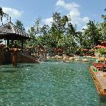 JW泳池浅水区