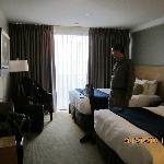 COVA Hotel的房间
