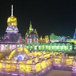 Harbin Ice Lantern Show