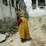 日布寺的僧侣