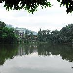 红珠山宾馆内景