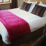 床垫枕头都很软的大床