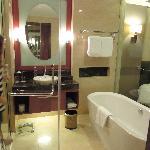 浴室 (河内 皇冠假日)