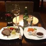 浦西洲际行政酒廊的欢乐时光