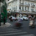 西贡大陆酒店(Hotel Continental Saigon)