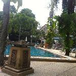 swinning pool