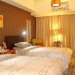 Photo de Hongzhen Anyue Hotel Weifang Shengli East