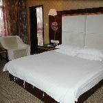风雅兰庄旅游度假酒店大床房