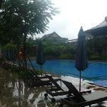 皇家园林酒店游泳池