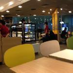 Foto van McDonald's (Hong Qiao Airport)