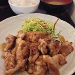 Chicken Tarayaki