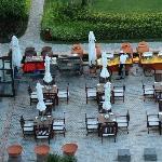 爱琴海岸露天BBQ餐厅