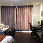 Foto de Mingjie Apartment Hotel Dalian Bainianhui