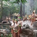 Areca Valley Tourist Resort of Hainan Ganza Ridge Primitive Culture Foto