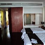 半山锦江海景酒店房间