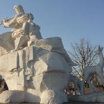 五一广场雕像