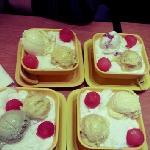 Foto van Honey-moon Dessert (Di Mei)