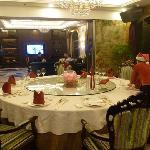 华美达酒店餐厅