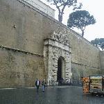 博物院门口