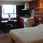 Foto de Yueting Apartment Hotel Chengdu Xi'nian