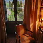 美丽的乡村度假酒店