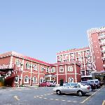 城建宾馆整体外观