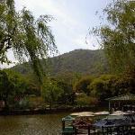 惠山和映山湖